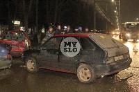 Двойное ДТП на проспекте Ленина, Фото: 7