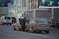 Улицы Тулы, 28 февраля 2014, Фото: 11