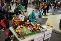 Ученики новомосковской школы робототехники участвовали в «Робофесте-2016», Фото: 15