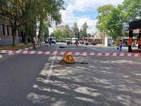 Провал на ул. Революции в Туле, Фото: 4
