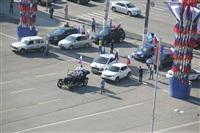 Автопробег на День российского флага, Фото: 24
