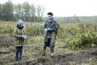 В Веневском районе высажено 24 тысячи сосен, Фото: 15