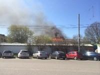 Пожар в военной части 6 мая 2015 , Фото: 6