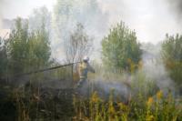 Пожар в гаражном кооперативе №17, Фото: 13
