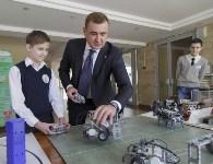 В Туле открылся Всероссийский форум «Школа будущего. Будущее школы», Фото: 23
