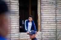 В Плеханово убирают незаконные строения, Фото: 4