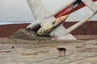 Владимир Груздев проинспектировал строительство мемориала «Защитникам неба Отечества». 20 июля 2015, Фото: 4