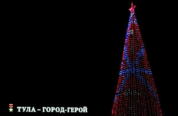 Ёлка Новогодней столицы