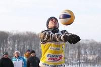 III ежегодный турнир по пляжному волейболу на снегу., Фото: 74