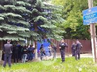 Расстреляли полицейского на Косой Горе, Фото: 1