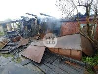 Пожар возле Тульского цирка, Фото: 14