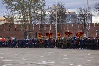 Репетиция парада Победы в Туле, Фото: 1