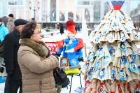 Арт-объекты на площади Ленина, 5.01.2015, Фото: 7