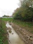 Разбитая дорога в деревне Морозовка , Фото: 3