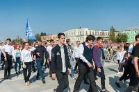 В Туле более 2500 учащихся вузов и колледжей посвятили в студенты, Фото: 29