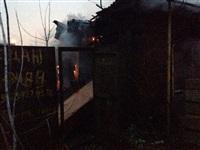В Пролетарском районе сгорел дом, Фото: 7
