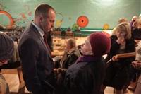Встреча с губернатором. Узловая. 14 ноября 2013, Фото: 57