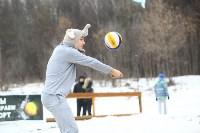 II-й турнир по волейболу на снегу., Фото: 7