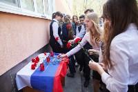 Открытие мемориальных досок в школе №4. 5.05.2015, Фото: 50