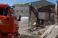 Снос дома на ул. Союзной, Фото: 9