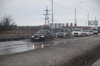Потоп на ул. Рязанской и Восточном обводе, Фото: 29