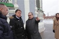 Осмотр кремля. 2 декабря 2013, Фото: 27