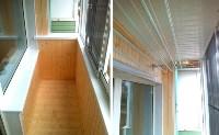 Новый балкон и тёплые окна осенью, Фото: 5