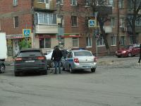 В Туле внедорожник BMW повалил столб ЛЭП, Фото: 9
