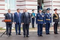 Путин в Суворовском училище, Фото: 45
