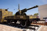 Открытие монумента и бронепоезда на Московском вокзале. 8 мая 2015 года, Фото: 69