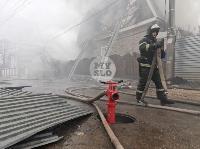 Пожар в Михалково, Фото: 16