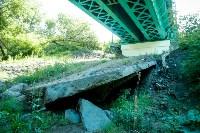 Рейд Myslo: в каком состоянии Тульские мосты, Фото: 10