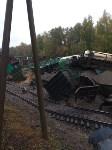 Крушение поезда в Тульской области, Фото: 22