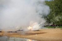 Реконструкция сражения на Эльбе. 9 мая 2016 года, Фото: 52