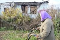 Погорельцы из деревни Пушкарская Слобода, Фото: 3