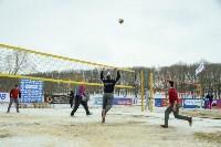 Турнир Tula Open по пляжному волейболу на снегу, Фото: 7