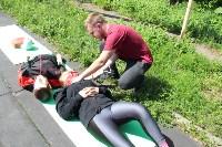 Слет студенческих спасательных отрядов, Фото: 4