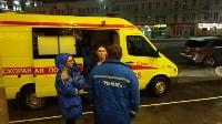 Детей, попавших в ДТП под Тулой, доставили в гостиницу, Фото: 4