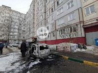 В Туле на улице Ф. Энгельса сгорел припаркованный Ford, Фото: 4