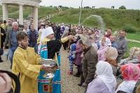 Освящение купелей в честь святой блаженной Матроны Себинской-Московской, Фото: 25