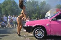 Auto weekend-2014: девушки в бикини и суперзвук, Фото: 17