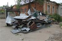 Последствия урагана в Ефремове., Фото: 42