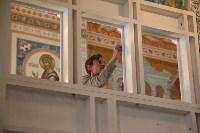Груздев инспектирует работы в Тульском кремле. 8.09.2015, Фото: 17