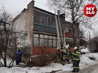 В Барсуках в двухэтажном доме загорелась квартира, Фото: 10