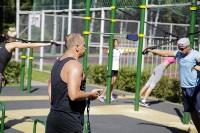 """Тренировка """"Тулицы"""" в парке, Фото: 56"""