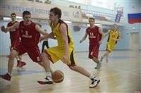БК «Тула» дважды уступил баскетболистам Ярославля, Фото: 12