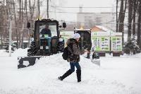 Последствия снежного циклона в Туле, Фото: 55
