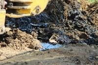 Ликвидация разлива нефтепродуктов в Комарках, Фото: 3