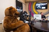 Нейромонах Феофан на Радио Рекорд, Фото: 8
