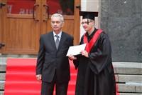 Владимир Груздев поздравил выпускников магистратуры ТулГУ, Фото: 78